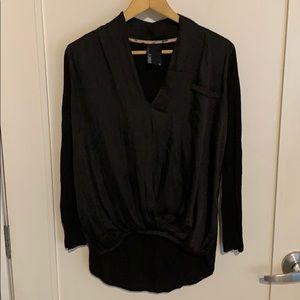 Dolan T-shirt black size XS